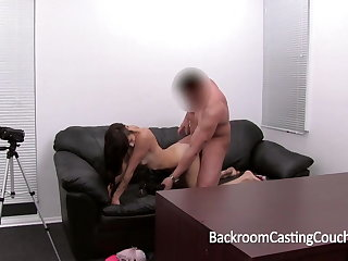 Hot Emo Teen Ass Fucked and Cum Facial Squint