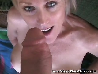 Wonderful amateur granny is such a cock slut and we love her be advantageous to it.