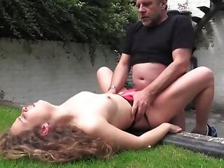 Babe, Chubby, Dad, Daddy, Fat, Hardcore, Old, Outdoor, Slut, Small tits, Teen, Tits, Young,