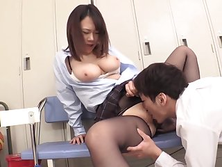 Pantyhose Corruption in Hired hall