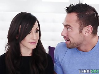 Jennifer White likes back shot at jilted sex, especially if her partner fucks her tight ass