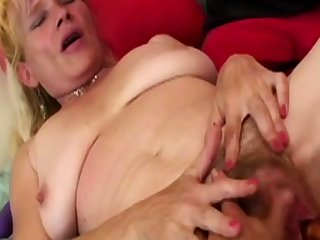 Two blondes in perverse of a female lesbian adventure