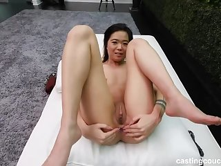 Strict Asian parents mean not much pussyfucking - Unparalleled Anal?!
