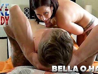LUKE HARDY - Bella O Hara Tongue Massage Special