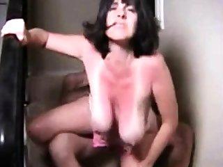 Amateur, Boobs, Brunette, Hardcore, Milf,